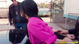 Realitykings – Gina Valentina, Victoria June, Justin Hunt – Prostitute On Exactly The Ru