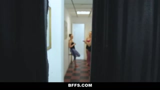 BFFS - Fake Instructor Fucks Ballerina Best Friends In Foursome