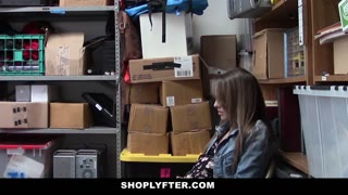 ShopLyfter - Pregnant Kimmy Granger Fucked For Stealing