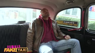 Female Fake Taxi Fit taxi driver rides cock like a pro