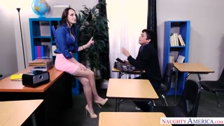 Lexi Luna fucked with student