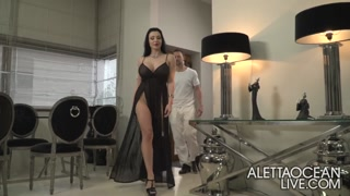 Aletta Ocean - All Inclusive Rubdown - alettAOceanLive