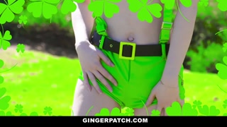 GingerPatch - Biggest Ginger Pepper Hart St. Patty's Day Hook-up