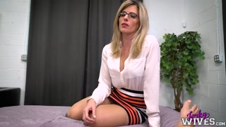 Cory Chase in Blackmailing Step Mommy