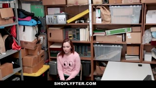 ShopLyfter - Exchange Spy Woman Detained and Fucked