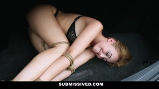 Submissived - Kinky Teen Taken In Trunk & Connected