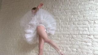 Bendy Ballerina Annett & Nude Basic