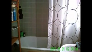 Hidden Take A Shower Compilation 2