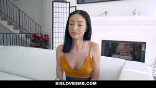 SisLovesMe - Scarlett Bloom Nails Her Sexually Aroused Stepbrother