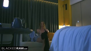 BLACKEDRAW Girl-friend Surprises Her BF By Being Fucked Cruel Huge Black Cock In exactly the Global