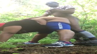 Ultimate DAY Getting Fucked MY House Wife IN Exactly The WOODS